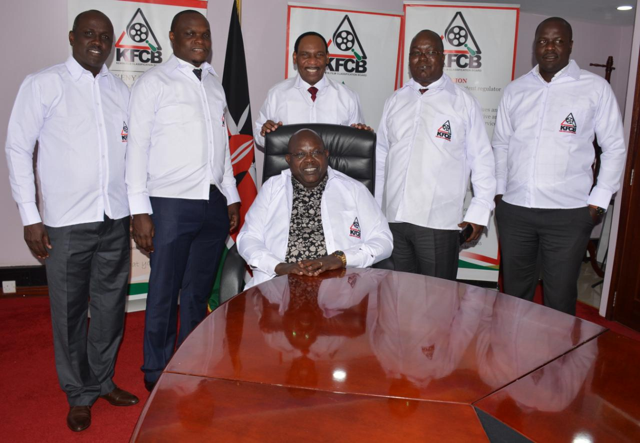 The Board of Directors led by Chairman, Bishop Jackson Kosgei and Board's CEO, Dr. Ezekiel Mutua all branded
